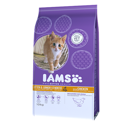 IAMS ProActive Health Killing og junior rig på kylling
